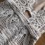 เดรสผ้าลูกไม้สีขาวพร้อมซับในสีเนื้อสไตล์เซ็กซี่ ลุคนี้มีความหวานแต่ซ่อนเซ็กซี่ ทรงชุดเป็นแบบเข้ารูป ป้าย Lady Ribbon thumbnail 12