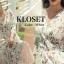Maxi dress มี 3 สี ขาว ชมพู ดำ ลายดอกแขน 3 ส่วน ชายระบายเก๋ๆ thumbnail 2