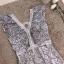 เดรส Premium Quality ค่ะ งานสวย ไฮมากๆ ใช้ผ้าลูกไม้ทอลายสวย ทั้งชุดค่ะ งานคุณภาพป้าย Normal Ally thumbnail 9