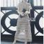 เดรสยาวผ้าลูกไม้สีน้ำตาลกากีจากแบรนด์Self Portrait ตกแต่งระบาย ตัวนี้เป็นแนวหวานๆดูผู้ดีมากค่ะ เหมาะกับใส่ไปงานแต่งงานหรืองานหรูๆ thumbnail 3
