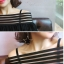 เสื้อแฟชั่นคอกว้าง โชว์ไหล่ มีสีขาวและสีดำ น่ารักสไตล์เกาหลี thumbnail 6