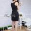 เดรส สีดำ ซับในอย่างดีทั้งชุด ซิปหลัง งาน Premium Quality ค่ะ งานเดรสคัตติ้งเป๊ะ งานคุณภาพป้าย Normal Ally thumbnail 3