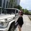 เสื้อแฟชั่นคอกว้าง โชว์ไหล่ มีสีขาวและสีดำ น่ารักสไตล์เกาหลี thumbnail 11