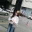 เสื้อแฟชั่นแบบเซท ดีเทลเก๋แต่งผ้าตาข่ายถักลายดอกไม้สวยน่ารักสไตล์เกาหลี thumbnail 5