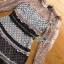 มินิเดรสผ้าลูกไม้ตกแต่งระบายเลเยอร์สุดหวาน ตัวนี้เป็นการเล่นกับเนื้อผ้า ตัดสลับเป็นลาย สวยมากค่ะ ป้าย Lady Ribbon thumbnail 10