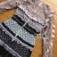มินิเดรสผ้าลูกไม้ตกแต่งระบายเลเยอร์สุดหวาน ตัวนี้เป็นการเล่นกับเนื้อผ้า ตัดสลับเป็นลาย สวยมากค่ะ ป้าย Lady Ribbon thumbnail 11