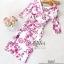 เดรสสั้น เนื้อผ้าโพลีเกรดดีใส่สบายค่ะ พิมพ์ลายดอกไม้สีสวยสดใส ดีเทลแขนยาวสี่ส่วน คอวีเซ็กซี่นิดๆ แพทเทิร์นเว้าเข้ารูปใส่เป็นทรงสวยค่ะ thumbnail 10