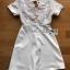มินิเดรสผ้าลูกไม้และผ้าเครป ลุคนี้แอบเซ็กซี่เล็กๆ ป้าย Lady Ribbon thumbnail 5