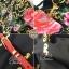 แม็กซี่เดรสแขนยาว ผ้าเกรดดีผสมsilkใส่สบาย พิมพ์ลายดอกไม้สวย ดีเทลแขนยาว ซิปหลังใส่ง่ายค่ะ Quality Confirm by 2Sister จ้า thumbnail 7
