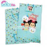Grace kids ชุดที่นอนปิคนิกเด็ก (30x50นิ้ว)TsumTsum Hanging friends