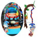 [ลิงจ๋อ] Sozzy โมบายติดรถเข็น คาร์ซีทหรือขอบเตียง Stroller Arch Toy