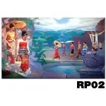ภาพสำหรับประดับตกแต่งบ้าน ร้านสปา คอนโด โรงแรม รีสอร์ท RP - 02