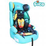 [ฟ้า Larky] คาร์ซีท Fico เบาะรถยนต์นิรภัยสำหรับเด็ก รุ่น GE-E