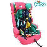 [ชมพู Larky] คาร์ซีท Fico เบาะรถยนต์นิรภัยสำหรับเด็ก รุ่น GE-E