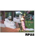 ภาพสำหรับประดับตกแต่งบ้าน ร้านสปา คอนโด โรงแรม รีสอร์ท RP - 22