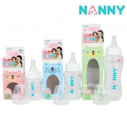 Nanny ขวดนมคอแคบ Slim Neck bottle