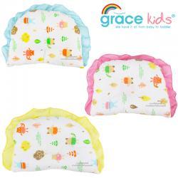 หมอนหลุมเด็กแรกเกิดลายสัตว์ Grace kids