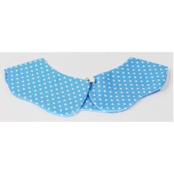 ปกคอเสื้อเด็ก [สีฟ้า]