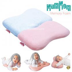 MumMom หมอนสุขภาพทารก หมอนหัวทุย Baby Pillow (สำหรับเด็กอายุ 0-4ปี)
