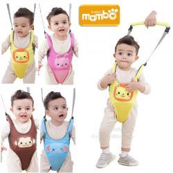 Mambo baby ที่พยุงเด็กหัดเดิน รุ่นมีเป้า Cartoon Toddler Belt [รับน้ำหนักได้ 15 กก.]
