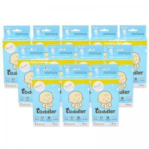 [ลัง12กล่อง] ถุงเก็บน้ำนมแม่ Toddler 7 สี (Premium Quality )