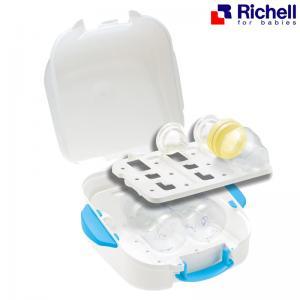 กระเป๋านึ่งขวดนมไมโครเวฟ Richell Bottle Sterilizer