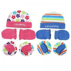 เซตหมวก-ถุงมือ-ถุงเท้า แรกเกิด