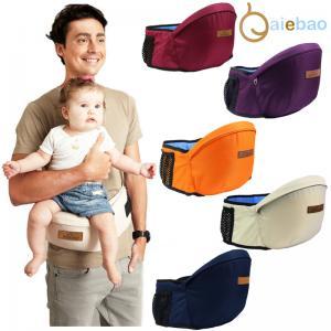 เป้อุ้มเด็กคาดเอว Aiebao Hip Seat รุ่น Simple
