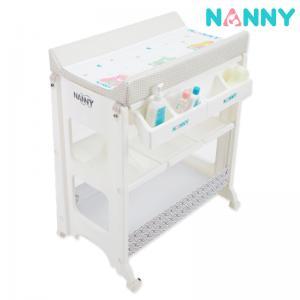 โต๊ะอาบน้ำเด็กพร้อมเบาะเปลี่ยนผ้าอ้อม 3in1 Nanny