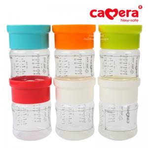 ถ้วยเก็บน้ำนมแม่และอาหารเสริม Camera AKA