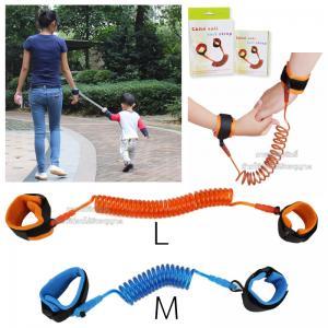 สายคล้องมือป้องกันเด็กหลง รุ่นสปริง Child anti lost strap