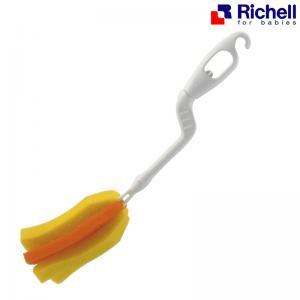 แปรงล้างขวดนม Richell Twister Sponge Bottle Brush