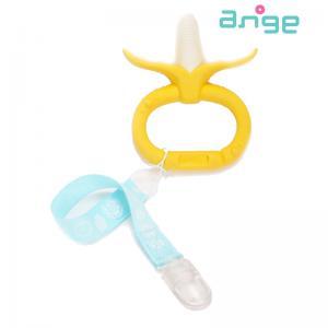 [กล้วยวงกลม] ยางกัดอังจู Ange Teether