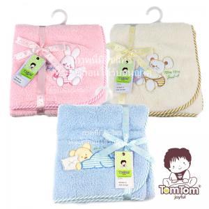 ผ้าห่มเด็กขนปุย TomTom