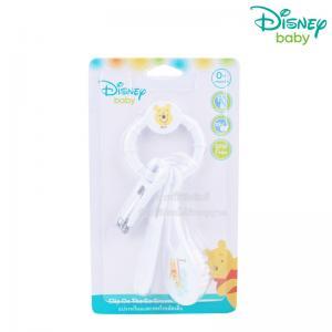 Disney Baby ชุดแปรงหวีผมและกรรไกรตัดเล็บ Clip On Go Grooming Set
