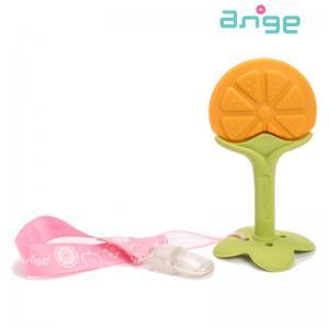 [ส้ม] ยางกัดอังจู Ange Teether