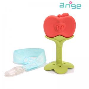 [แอปเปิ้ล] ยางกัดอังจู Ange Teether