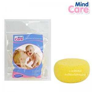Mind care ฟองน้ำอาบน้ำเด็ก เนื้อพรุนพิเศษ