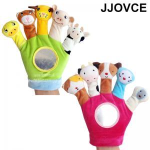 JJOVCE หุ่นสวมมือสัตว์น้อยและผองเพื่อน
