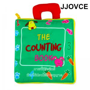 JJOVCE หนังสือผ้า The counting book