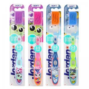 [Step2] Jordan แปรงสีฟันสำหรับเด็ก (3-5ปี)
