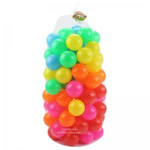 ลูกบอลหลากสี 100 ลูก ขนาด 3 นิ้ว