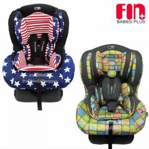 Fin babies plus เบาะติดรถยนต์นิรภัยสำหรับเด็ก รุ่น ACAR-HB01 [สำหรับแรกเกิด-4ปี]