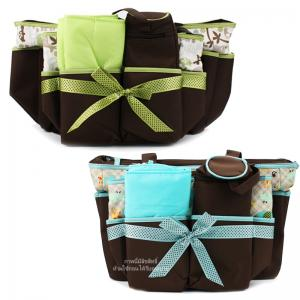 กระเป๋าสัมภาระคุณแม่ เซต 3 ใบ COLORLAND