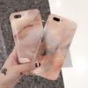 เคสมือถือ iPhone 6s เคสซิิลิโคนลายหินอ่อน [Pre-Order]