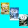 ชุด Three season series 3 เล่ม (มือสอง) (สภาพ85-95%) : 1.THE SUMMER กลร้อนกลรัก 2.THE WINTER ปาฏิหาริย์รักแห่งลมหนาว 3.THE RAIN เติมรักเต็มหัวใจ ดินสอสีแดง ทำมือ