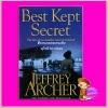ความเอยความลับ Best Kept Secret เจฟฟรีย์ อาเชอร์ (Jeffrey Archer) สุวิทย์ ขาวปลอด วรรณวิภา