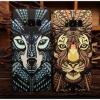 เคสมือถือ Samsung S8plus -เคสซิลิโคนสกรีนลายสัตว์เรืองแสงได้ [Pre-Order]