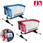 Fin Babiesplus เตียงนอนสำหรับเด็ก Baby Adjustable Mini Bed รุ่น CAR-AP802