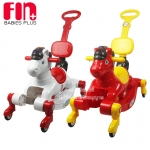 Fin babiesplus ม้าโยกแบบเข็นได้ (2601A)